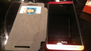 Seidio LEDGER for the HTC One