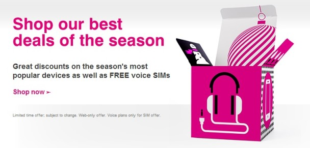 T-Mobile SIMs