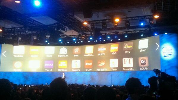 Samsung content partners