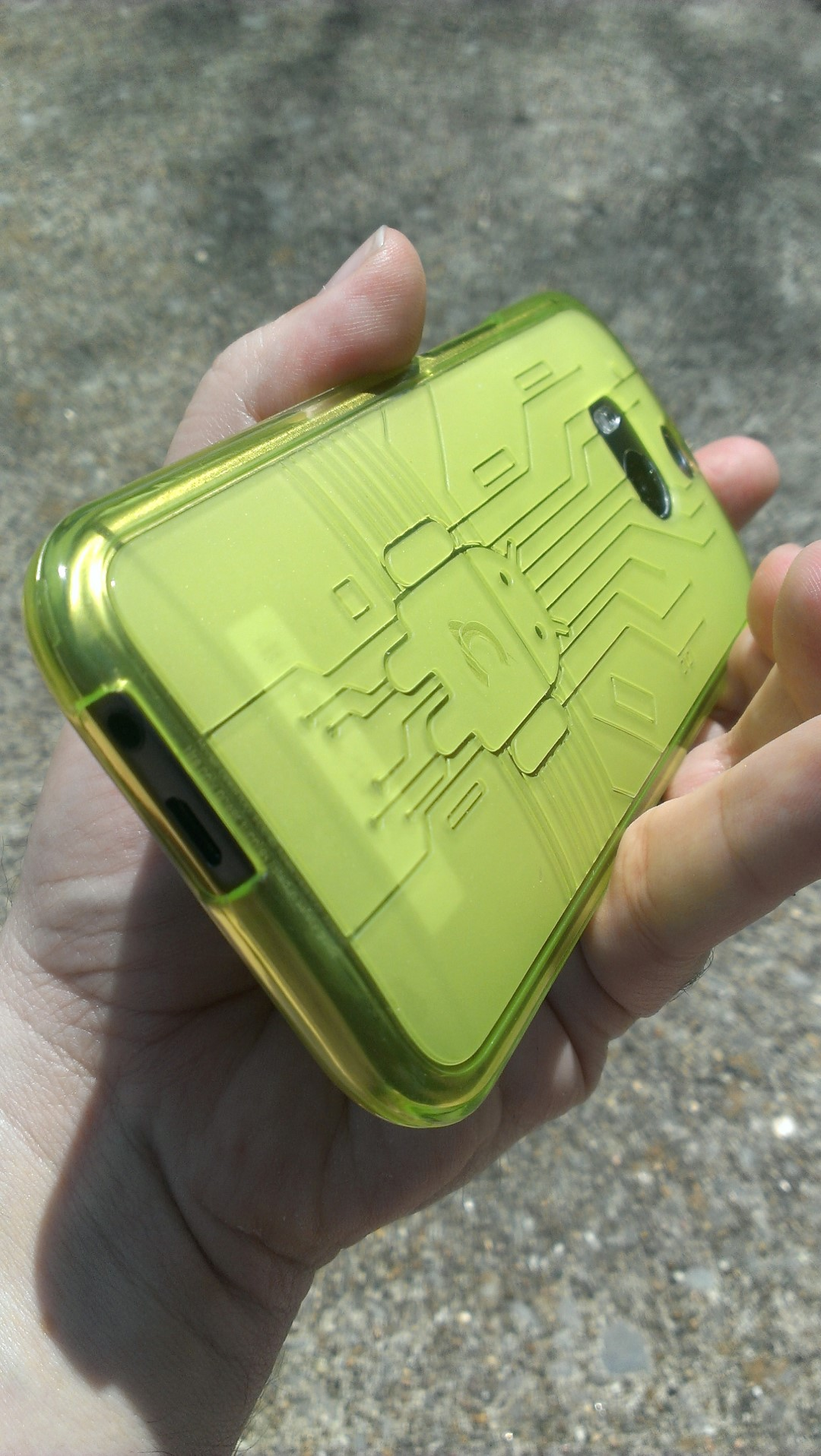 Cruzerlite Bugdroid Circuit Case For Htc One M8 Review