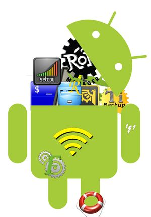 The root tools I love on android