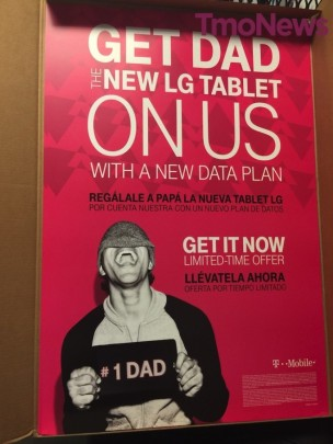 Free Tablet T-Mobile