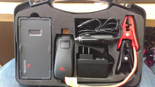 1byone jump starter and power bank