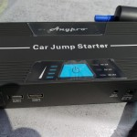 Anypro 15,000mAh 600A charger/jump starter
