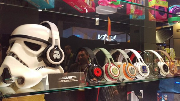 Star Wars headsets