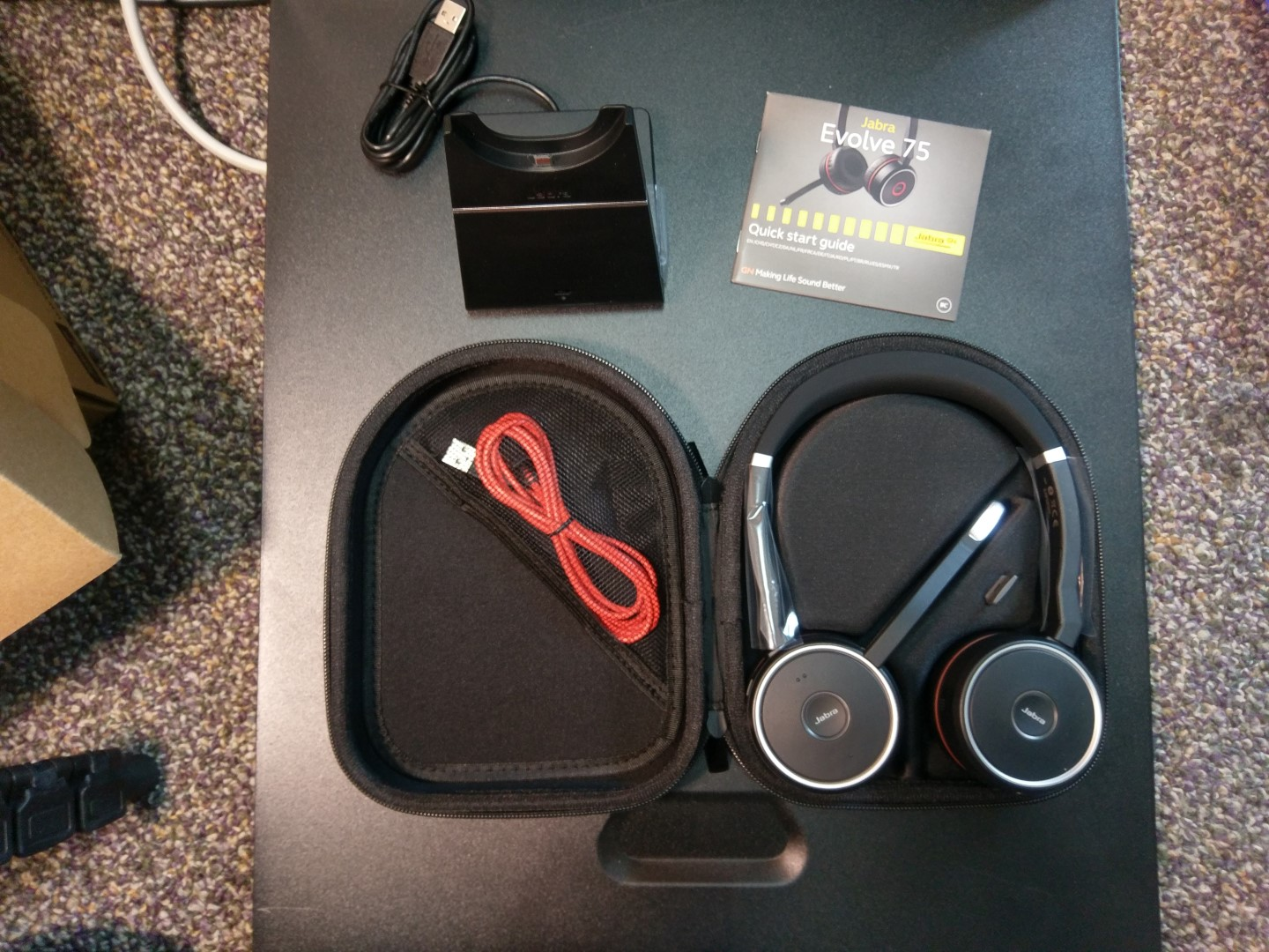 Jabra Evolve 75 Wireless Headset Review Pocketables