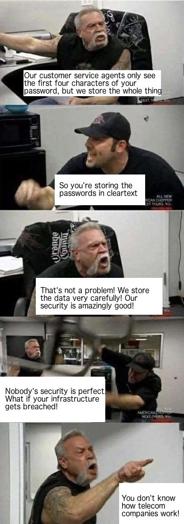 You dont know how security works