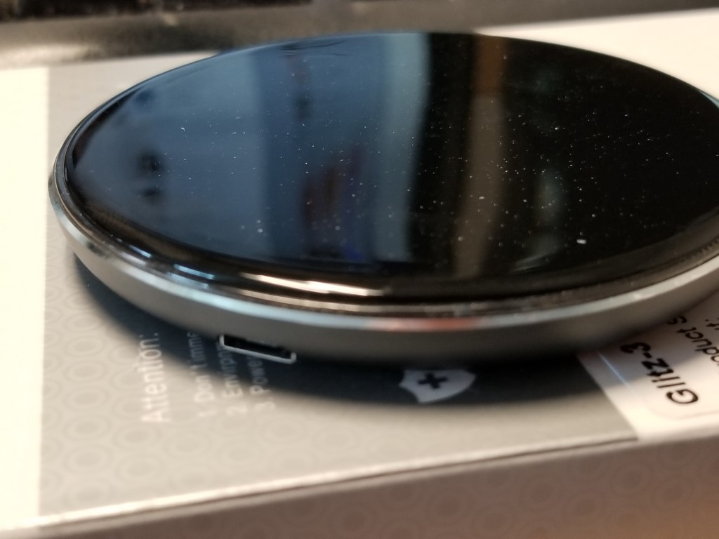 YKing 1.6amp Qi wireless charging pad review