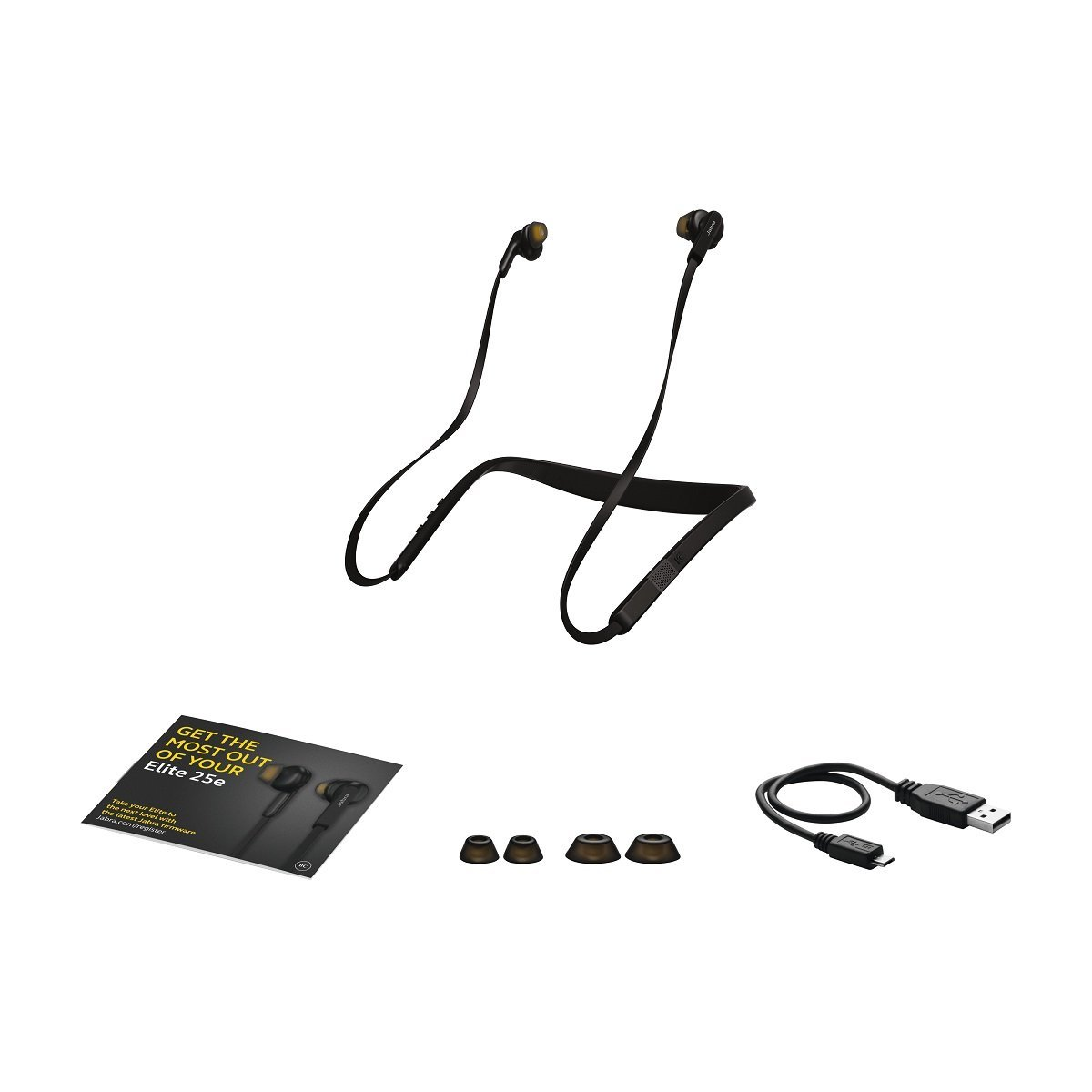 Jabra Elite 25e Wireless Bluetooth headphones